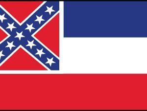 Mississippi - 4x6'