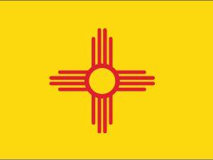 New Mexico - 3x5'