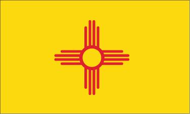 New Mexico - 5x8'