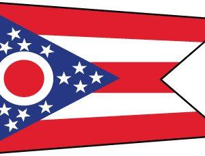 Ohio - 3x5'