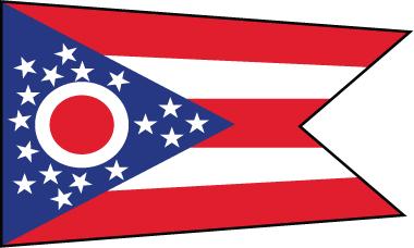 Ohio - 4x6'