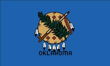 Oklahoma - 3x5'