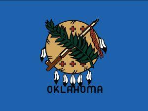 Oklahoma - 4x6'
