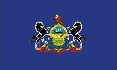 Pennsylvania - 3x5'