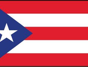 Puerto Rico - 4x6'