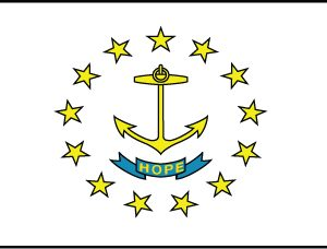 Rhode Island - 4x6'