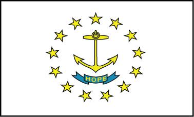 Rhode Island - 5x8'