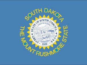 South Dakota - 5x8'