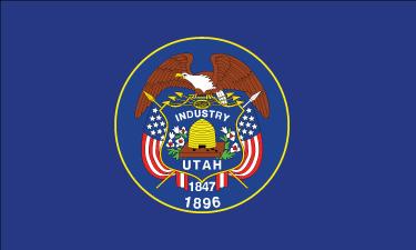Utah - 4x6'