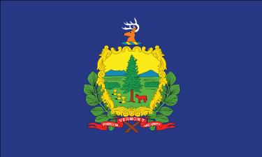 Vermont - 4x6'
