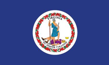 Virginia - 4x6'