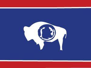Wyoming - 3x5'
