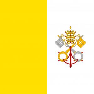 Roman Catholic - 4x6'